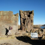 Sillustani chullpas (burial towers)