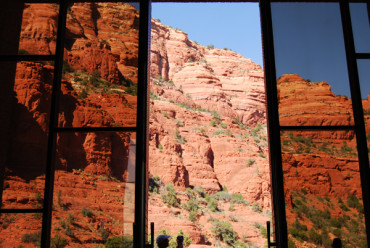 Arizona – Sedona Red Rocks and Escapism