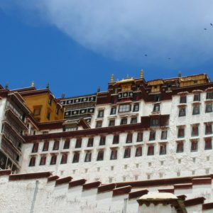 Potala Palace - home of the Dalai Lama