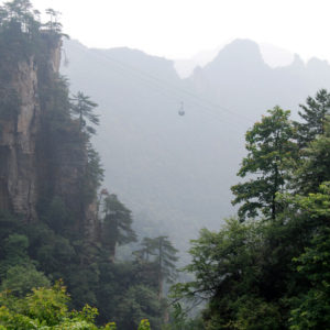 Zhangjiajie National Forest Park - photography by Jenny SW Lee