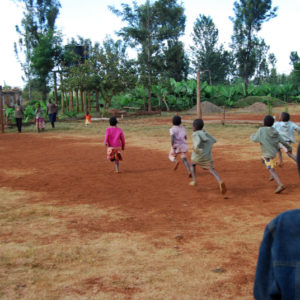 Orphanage in Makuyu Kenya - photography by Jenny SW Lee