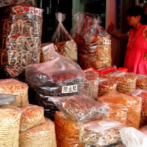Qingping market in Guangzhou