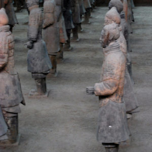 Terra Cotta Warriors - photography by Jenny SW Lee