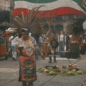 Performance in Zocalo