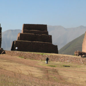 Archaeological complex Rayanllaqta