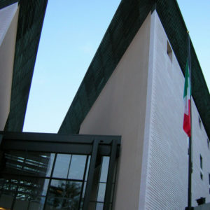 The Embassy of Italy - The Italian Cultural Institute / The Chancery - photography by Jenny SW Lee
