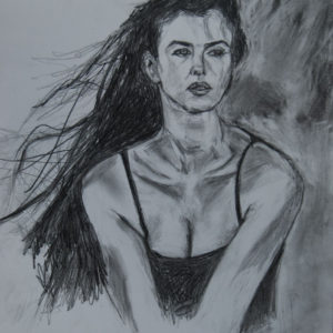 """Figure3 - 14x17"""" drawing (Available)"""