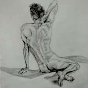 """Figure1 - 14x17"""" drawing (Available)"""