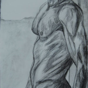 """Figure4 - 14x17"""" drawing (Available)"""