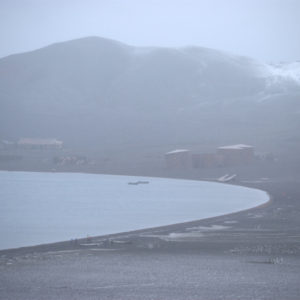 Whalers Bay, Deception Island Antarctica - photography by Jenny SW Lee