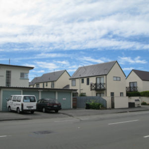 Homes in Christchurch