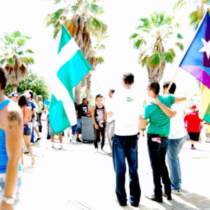 Gay Pride Parade in San Juan