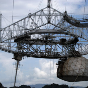 Arecibo Observatory. National Astronomy and Ionosphere Center.