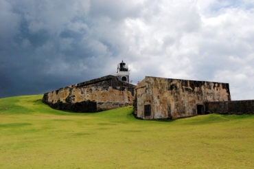Fortress El Morro in Puerto Rico - photography by Jenny SW Lee