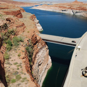Glen Canyon Dam Arizona - Photography by Jenny SW Lee
