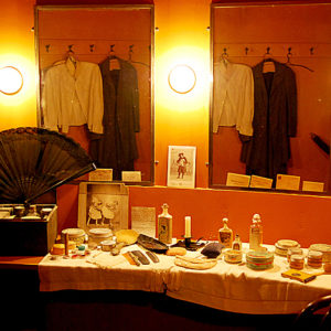 The Elgin & Winter Garden Theatre - Ladies Dressing Room
