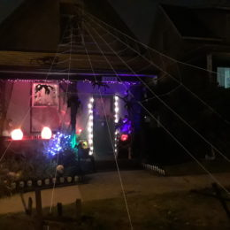 Halloween decorations