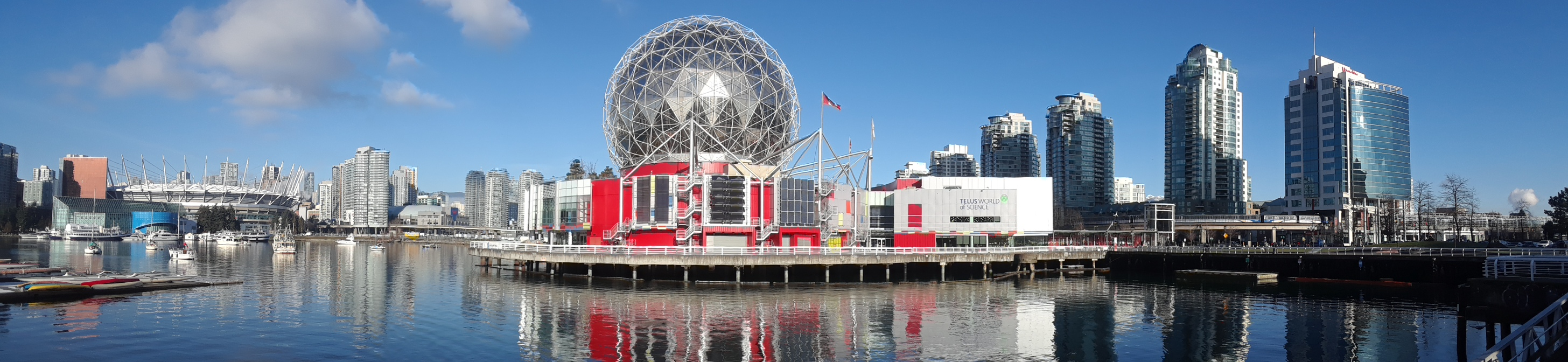 Science World at Telus World of Science | Photography by Jenny SW Lee