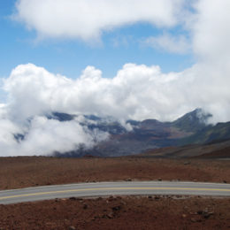 Haleakala Crater National Park