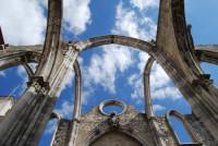 Carmo Convent, Lisbon Portugal