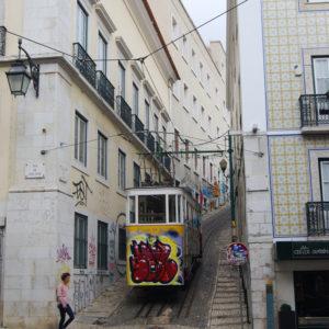 Elevador de Lavra (Lisbon Tram Line and Funicular)