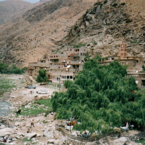 Berber Villages in Essaouria