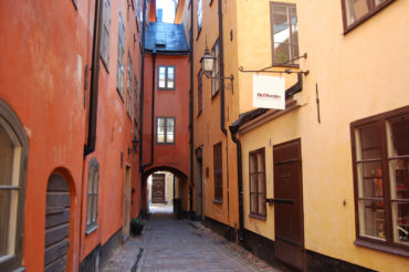 Stockholm, Sweden - photography by Jenny SW Lee