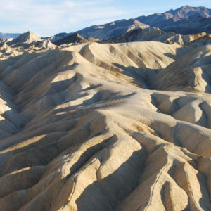 Zabriskie Point - photography by Jenny SW Lee