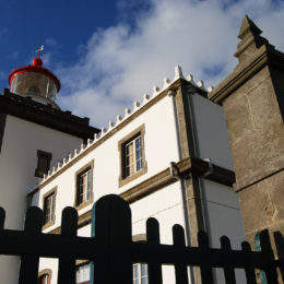 Farol da Ferraria. Lighthouse