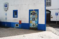 Tasca Restaurant in Ponte Delgada, São Miguel Island, Azores Portugal