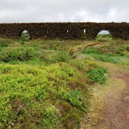 Aqueduct near Sete Cidades