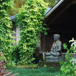 Kauai's Hindu Monastery in Kapaa