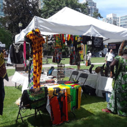 African Descent Festival in Vancouver