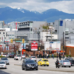 Cambie Street, Fairview