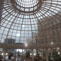 Pacific Centre Shopping Mall