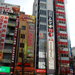 Akihabara Tokyo Japan | Photography by Jenny S.W. Lee