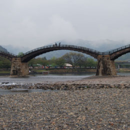 Kintai Bridge, Iwakuni Japan | Photography by Jenny S.W. Lee