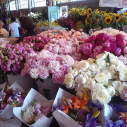 Pike Place Market, Seattle - Photography by Jenny S.W. Lee