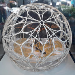 Small model of Amazon Spheres