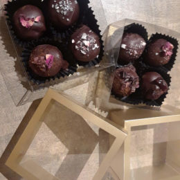 Chocolate Truffles Cooking Class at indi Chocolate factory