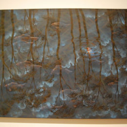 Gathering Storm by Lin Onus