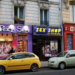 Montmartre, Paris | Photography by Jenny S.W. Lee