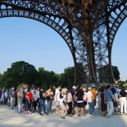 Eiffel Tower, Paris | Photography by Jenny S.W. Lee