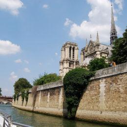 River Seine, Paris | Photography by Jenny S.W. Lee