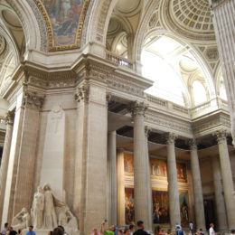Panthéon, Paris | Photography by Jenny S.W. Lee