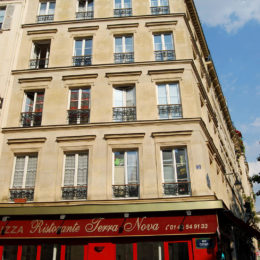Latin Quarter, Paris | Photography by Jenny S.W. Lee