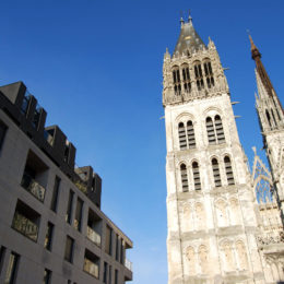 Rouen Cathedral | Photography of Jenny S.W. Lee