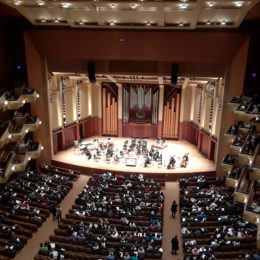 Benaroya Hall Seattle | Photography by Jenny S.W. Lee
