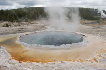 Old Faithful   Upper Geyser Basin   Yellowstone National Park   Photography by Jenny S.W. Lee