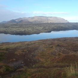 Near Mt. Kirkjufell, Iceland | Jenny SW Lee